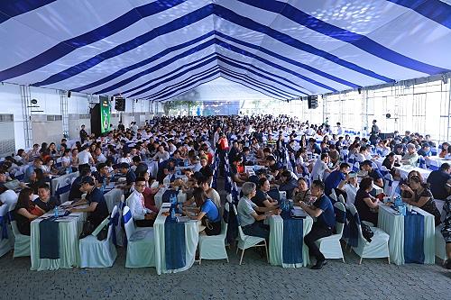 Hàng nghìn người dự ngày đầu triển lãm Novaland Expo 2019