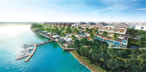 Dana Diamond City bổ sung nguồn cung biệt thự biển cho Đà Nẵng