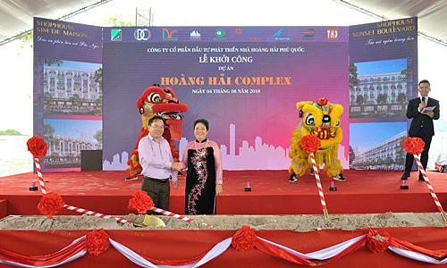10 năm tạo dấu ấn tại Phú Quốc của doanh nghiệp bất động sản Hà Nội