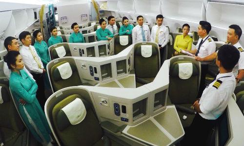 Hàng không tăng thu từ dịch vụ chọn ghế trên máy bay - ảnh 1