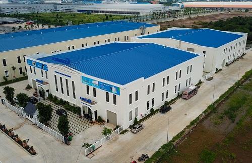 Nhà máy sản xuất của Asanzo tại