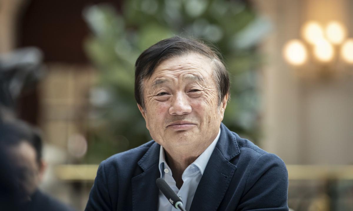 CEO Huawei: ''Doanh thu giảm 30 tỷ USD chỉ là rất nhỏ'' - Kinh Doanh
