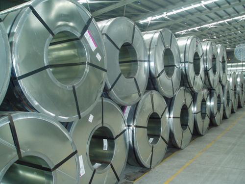 Sản phẩm tôn mạ nhập từ Trung Quốc, Hàn Quốc sẽ bị áp thuế chống bán phá giá tạm thời trong 4 tháng trước khi có quyết định cuối cùng vào cuối năm nay. Ảnh:TL
