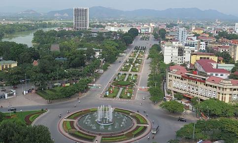 Lợi thế tăng trưởng kinh tế của Thái Nguyên