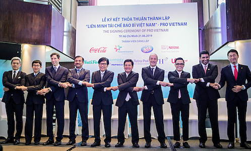 CEO Tetra Pak: Công nghệ tái chế tại Việt Nam ở mức trung bình