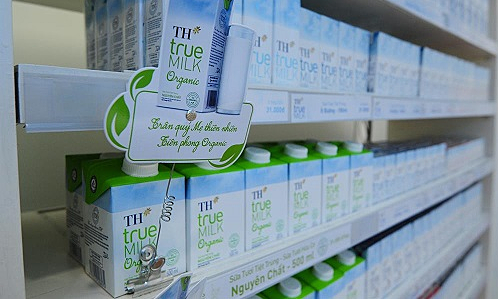 """TH True Milk: """"2030 sẽ không còn vỏ hộp sữa thải ra môi trường"""""""