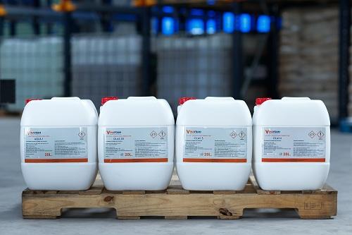 Các sản phẩm chất tạo bọt chữa cháy VinaFoam bao gồm: OLAS 05, OLAS 3, OLAS 6 và AQUA 1.