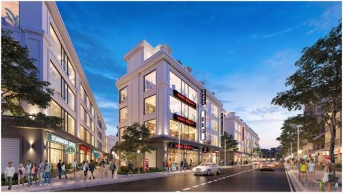 Lợi thế đầu tư tại nhà phố thương mại Thủy Nguyên Mall