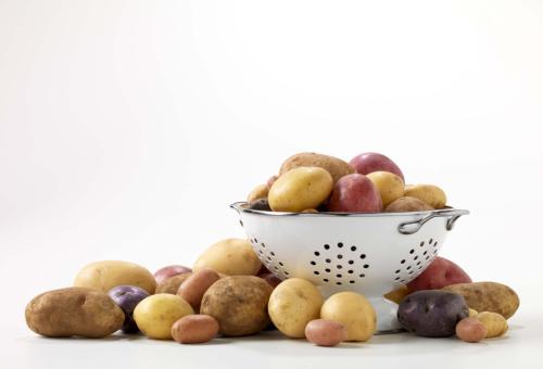 Potato USA đồng hành cùng lễ hội sắc màu Color Me Run 2019
