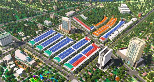 Phối cảnh dự án Quy Nhơn New City