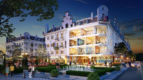 Dự án shophouse tại Hạ Long tung 'ưu đãi tài chính' hút khách  - 1