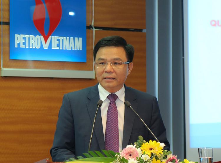 Ông Lê Mạnh Hùng làm Tổng giám đốc PVN - Kinh Doanh