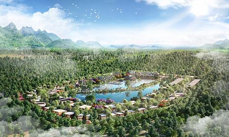 Du lịch tạo đà phát triển bất động sản nghỉ dưỡng Ninh Bình
