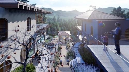Lợi thế thiên nhiên thúc đẩy bất động sản nghỉ dưỡng Đà Lạt