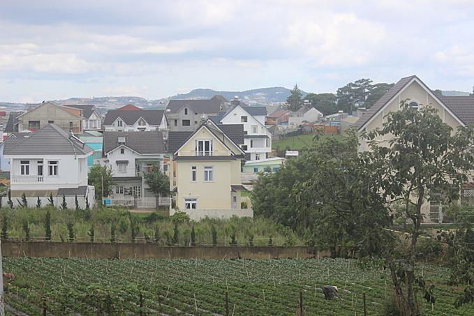 Đất nông nghiệp ở Đà Lạt