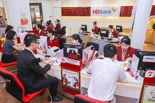 Danh sách năm nay tiếp tục xướng tên HDBank trong top các công ty kinh doanh hiệu quả nhất Việt Nam