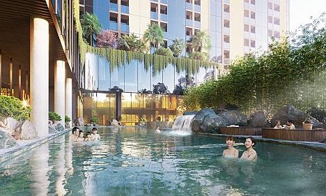 Khu nghỉ dưỡng khoáng nóng Wyndham Thanh Thủy kỳ vọng nâng tầm du lịch Phú Thọ