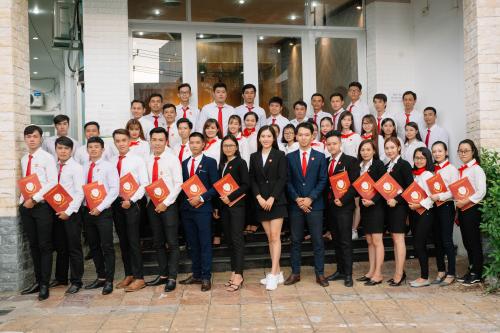 Tập thể VAH Group gồm những người trẻ năng động, giàu nhiệt huyết