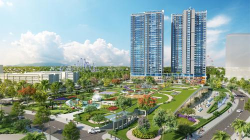 Eco Green SaiGon ra mắt tòa M2