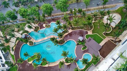 Ecopark đẩy nhanh tiến độ hoàn thiện khu căn hộ cao cấp Aqua Bay - 3
