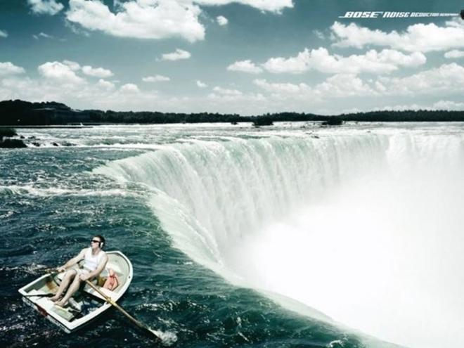 Những poster quảng cáo sáng tạo và hài hước trên thế giới
