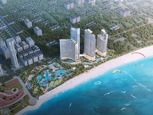 Kiến trúc sư quốc tế muốn thiết kế công trình biểu tượng tại Ninh Thuận