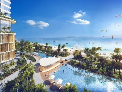 SunBay Park Hotel & Resort Phan Rang được kỳ vọng trở thành điểm đến mà du khách sẽ muốn quay trở lại nhiều lần.