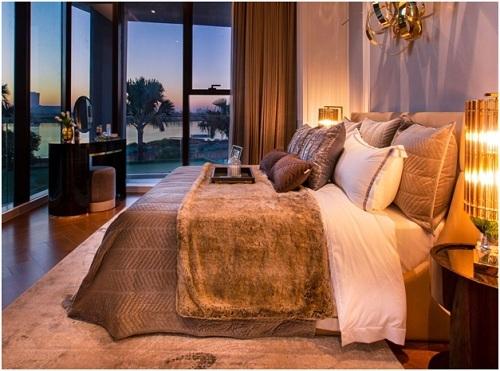 Phong cách Quiet luxury, sang trọng nhưng tinh tếcủa căn hộ Centennial.