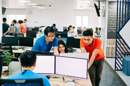 Nhu cầu tuyển dụng nhân sự Blockchain, AI tăng mạnh - ảnh 1