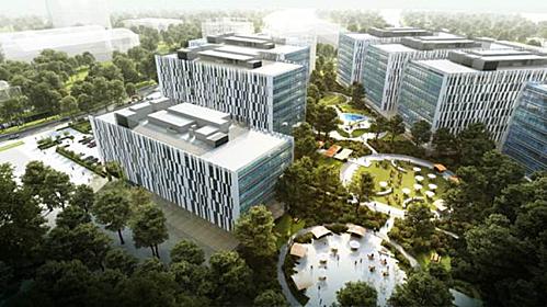 Onehub Saigon - khu phức hợp văn phòng thương mại, công nghiệp và vận tải vừa được bổ sung vào danh mục đầu tư của CapitaLand Việt Nam.