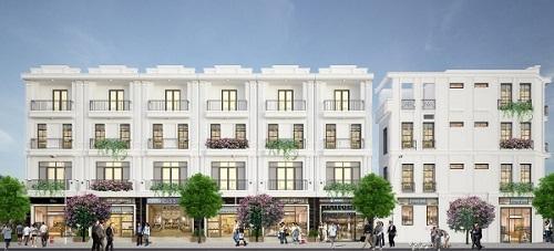 Bach Dang Luxury Residencecó vị trí cận thị, cận sông, cận lộ.