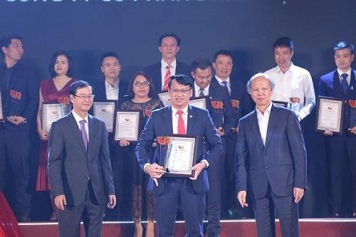 DKRA Vietnam năm thứ 2 liên tiếp đón nhận danh hiệu Top 10 Sàn giao dịch Bất động sản tiêu biểu