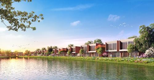 Vedana Resort được xây dựng trên diện tích 16,4ha.