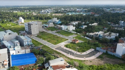 Cư dân dự án có thể thụ hưởng nhiều tiện ích xã hội của khu vực. Ảnh: Đại Phát Land.