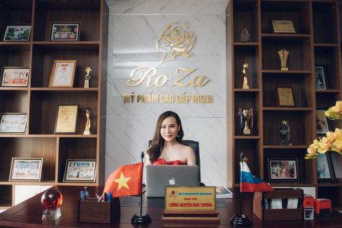 CEO mỹ phẩm RoZa: Sắc đẹp là sức mạnh của phụ nữ hiện đại - 4