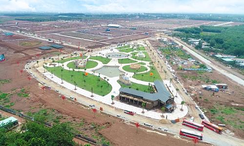 Ba điểm nhấn tại khu đô thị phức hợp Cát Tường Phú Hưng