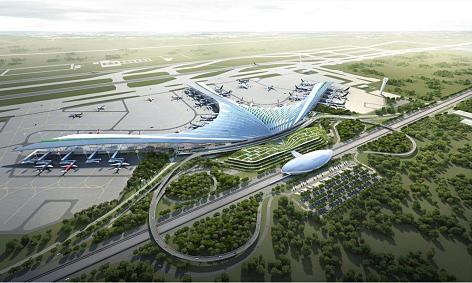 Sân bay Long Thành tạo hấp lực cho dự án địa ốc vùng phụ cận