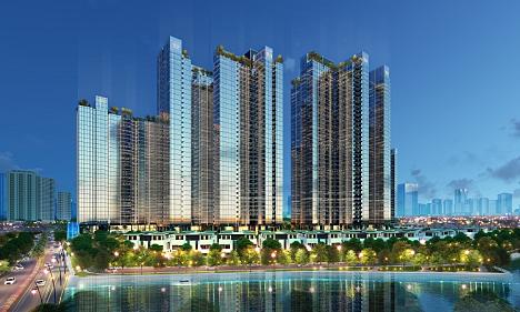 Cú hích hạ tầng cho các dự án bất động sản Nam Sài Gòn