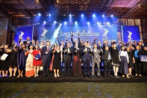 50 công ty nhận giải Nơi làm việc tốt nhất châu Á.