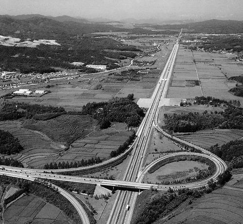 Cao tốc Gyeongbu - biểu tượng ý chí của người Hàn Quốc