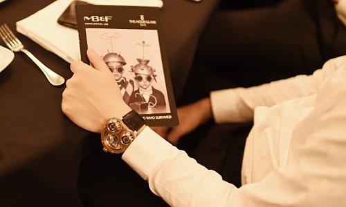 Thương hiệu đồng hồ độc lập MB&F ra mắt giới sưu tập Việt