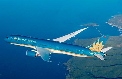 Vietnam Airlines đang có lợi nhuận tốt.