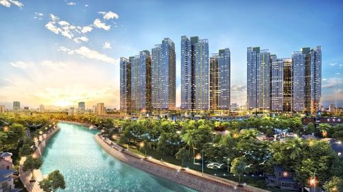 Dòng vốn đầu tư bất động sản tiếp tục chảy về khu Nam Sài Gòn - ảnh 1
