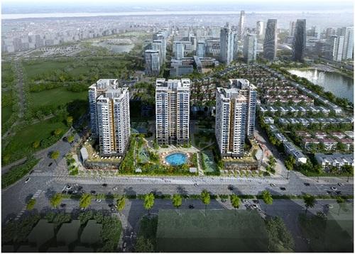 Dự án chung cư cao cấp Starlake Tây Hồ Tây thu hút sự quan tâm từ các nhà đầu tư