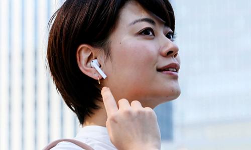 Airpods hiện chỉ được sản xuất tại Trung Quốc. Ảnh: Nikkei