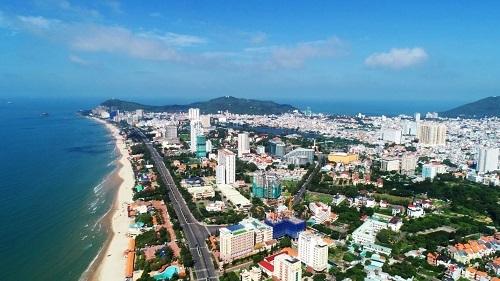 Thành phố Vũng Tàu còn nhiều tiềm năng khai thác du lịch nghỉ dưỡng.