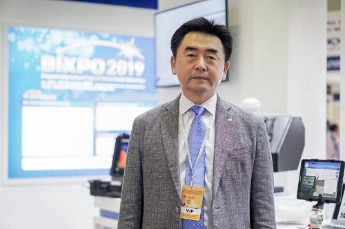 Ông Hwang Kwang Soo - Phó chủ tịch KEPCO.