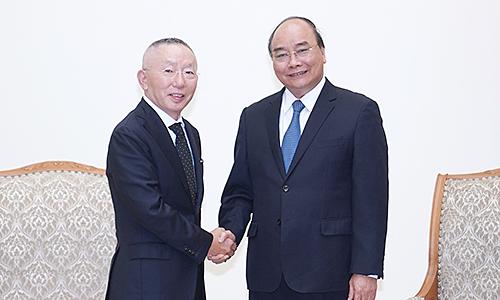 Ông chủ Uniqlo muốn sớm có giấy phép bán lẻ tại Việt Nam