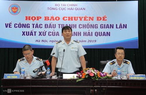 Điều tra 6 doanh nghiệp gỗ làm giả giấy tờ, gian lận xuất xứ Việt Nam - ảnh 1