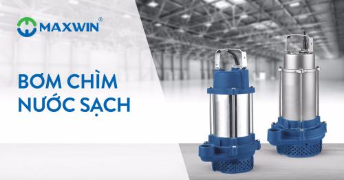 Những tính năng nổi bật của máy bơm nước Maxwin - 3